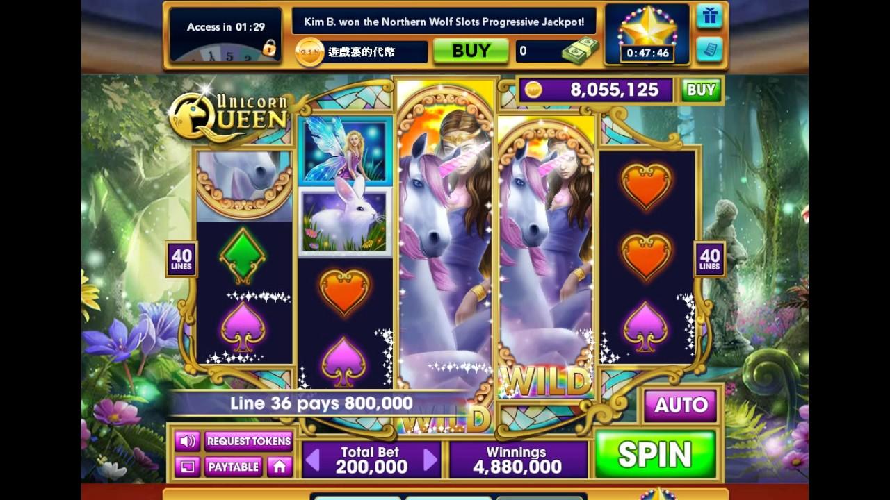 Gsn slots free tokens casino de divonne restaurant le magic