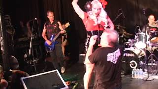 "Jello Biafra and the Guantanamo School of Medicine-""Too Drunk To Fuck"" LIVE in Detroit June 15,2014"