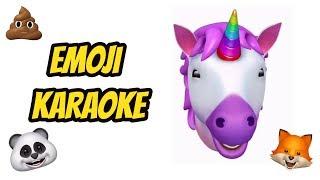 Karaoke Emoji iPhone X  Solo Hits !!!