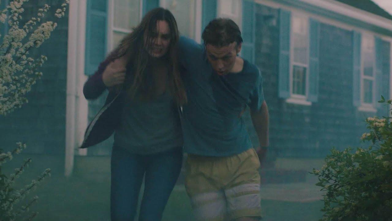 【穷电影】度假村起神秘大雾,一开始大家没当回事,没多久人们出现恐怖变化