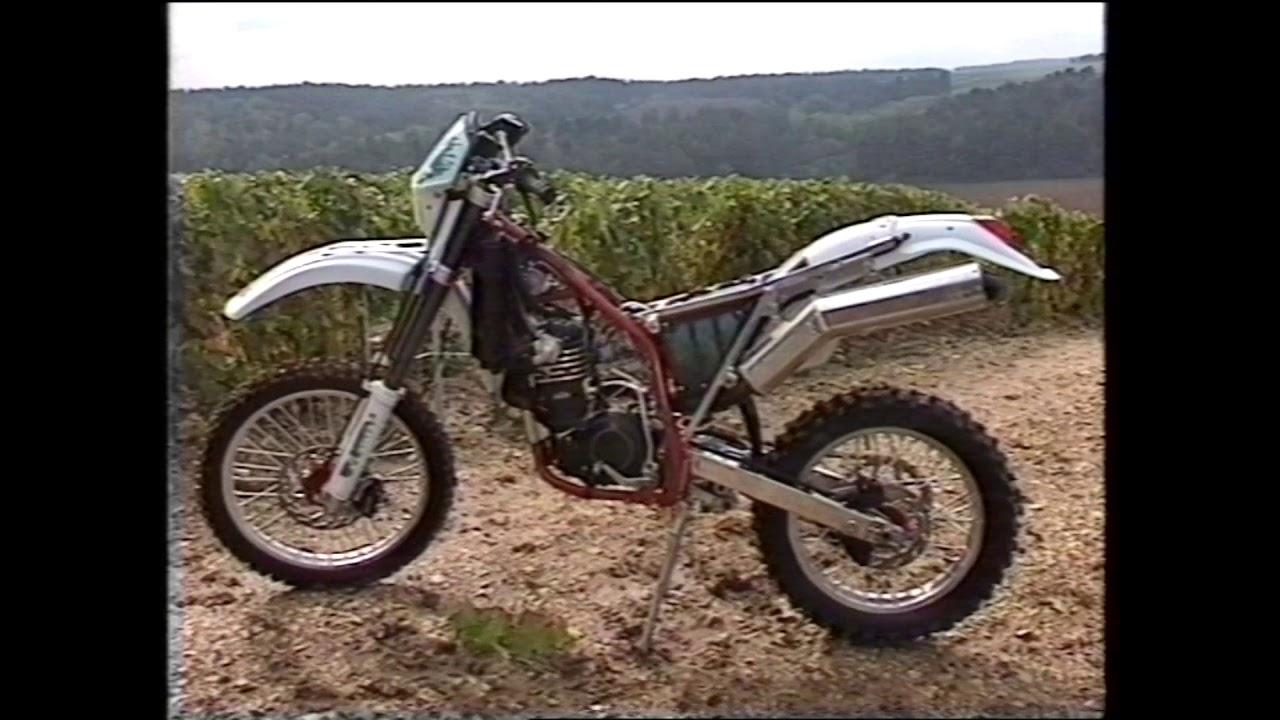 Moto-test 400 Ktm Lc4 Enduro 93