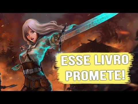 NOVIDADES SOBRE O NOVO LIVRO DE THE WITCHER! thumbnail