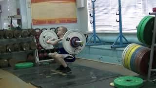 Отегов Степан, 12 лет, св 33 На грудь в сед  34 кг Есть личный рекорд взятия на грудь!