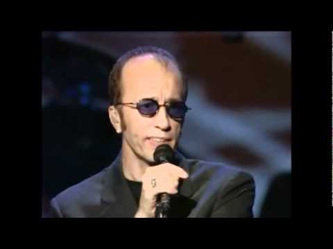 I'VE GOT TO GET A MESSAGE TO YOU-(BEE-GEES)Robin Gibb Hospitalized in England With Inflamed Colon