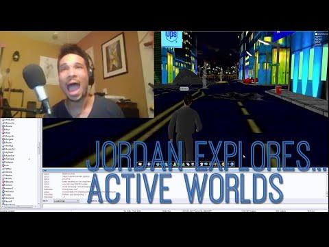Jordan Explores: Active Worlds...Again?