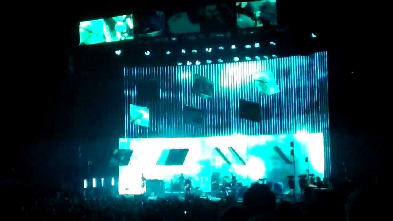 Radiohead 03.11.2012 @ Sprint Center, Kansas City