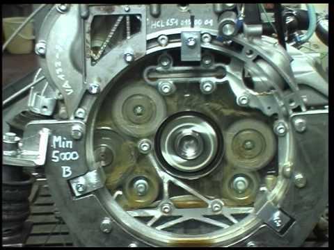 Distribución motor OM 651 a 5000 rpm mpg