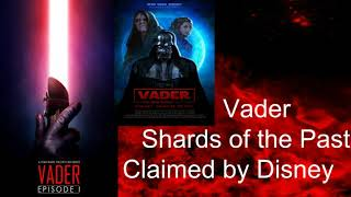 Disney CLAIMS Star Wars Theory's Vader Fan Film