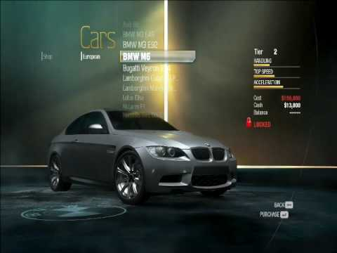 Need For Speed Undercover - YouTube