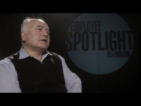 Argonne Employee Spotlight: Ali Erdemir