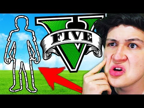 Soy INVISIBLE En GTA 5! Grand Theft Auto V - GTA V Mods