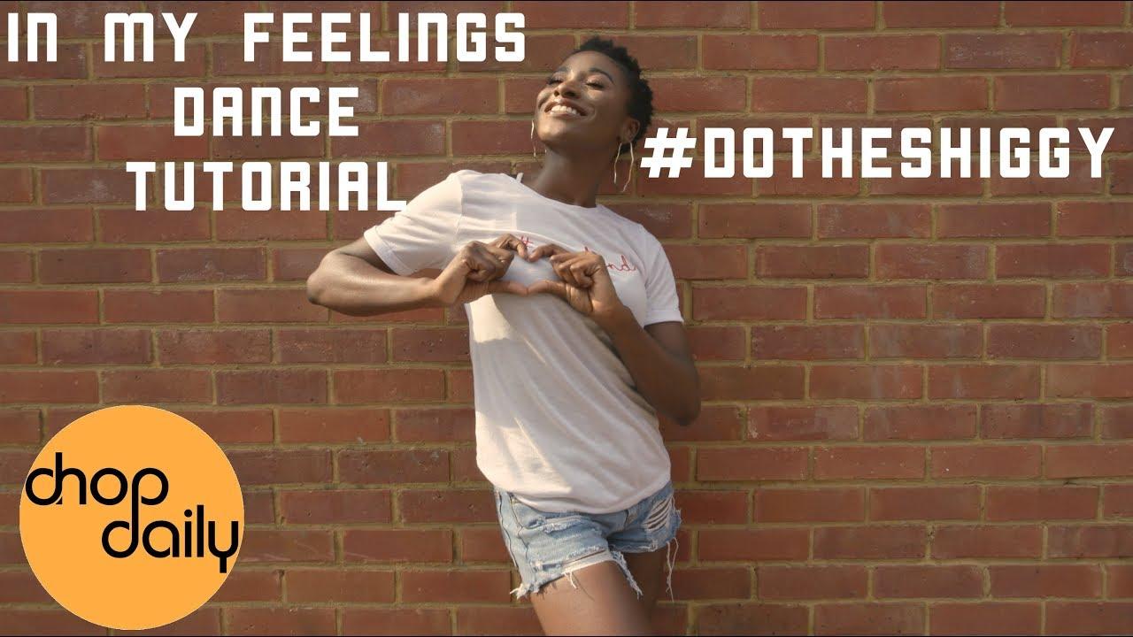 """Drake """"In My Feelings"""" (Dance Tutorial)"""