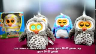 Товары для одностраничников IdeaChina - Интерактивная Игрушка сова Hibou (Хибоу)(, 2014-11-06T12:19:00.000Z)