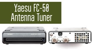 видео Автоматический тюнер Yaesu FC-40