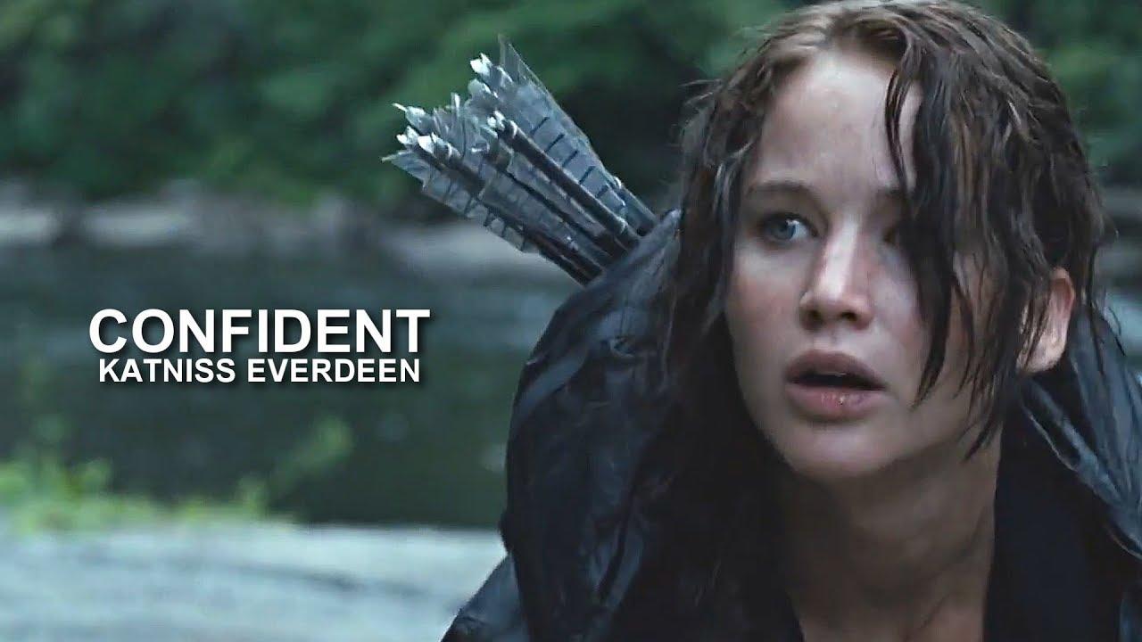 Download Katniss Everdeen    Confident