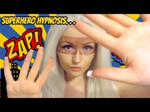 ASMR Personal Attention Superhero Hypnosis for Positive thought and Self Awareness