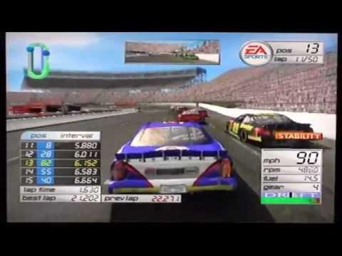 NASCAR Thunder 2003 (PS2) - Race 8/36 - Virginia 500