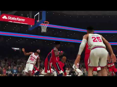 MJ2100HAVE513OH's Live NBA2k PS4 Broadcast Much love to my tru NBA2k community across the globe