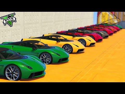 GTA 5 ONLINE 🐷 BOWLING MEGARAMPA !!! 🐷 LTS 🐷N*285🐷 GTA 5 ITA 🐷 DAJE !!!!!!! thumbnail
