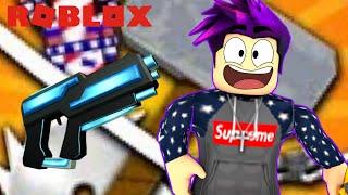 NOVO SIMULATOR NO ROBLOX! - Weapon Simulator | Tech Gamer Oficial