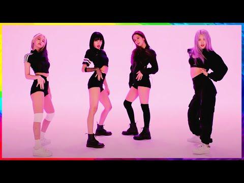 [MIRRORED] 4K BLACKPINK (블랙핑크) - 'How You Like That (하우 유 라이크 댓)' Dance Practice (안무연습 거울모드)