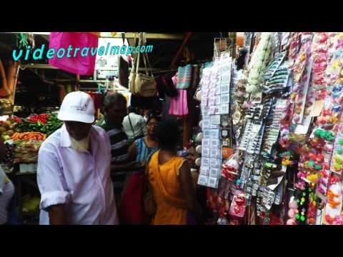 Central Flacq Market - Marche de Flacq