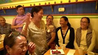Rinchen Karma and Pasang Dawa Sonoma visit