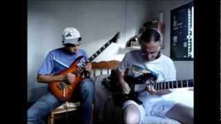 Artur Mangia & Ademir Poddle: Improviso Em B:  Line 6 Jm4 Teste