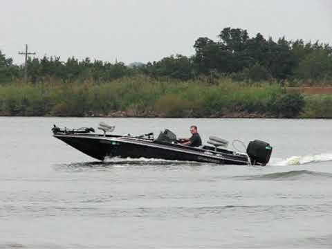 Norris craft top end run with johnson doovi for Norris craft boats for sale