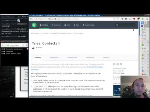 HackerRank Cracking the Coding Interview Challenge -