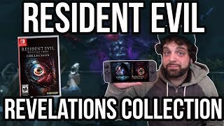 Resident Evil Revelations Collection for Switch - Is It Worth It? | RGT 85