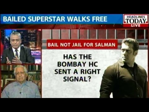 News Today At Nine: Bombay HC's Instant Bail For Salman Justified?