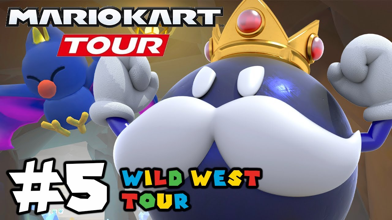 Mario Kart Tour Pirate Tour Is Coming King Bob Omb Gameplay Part 5 Youtube