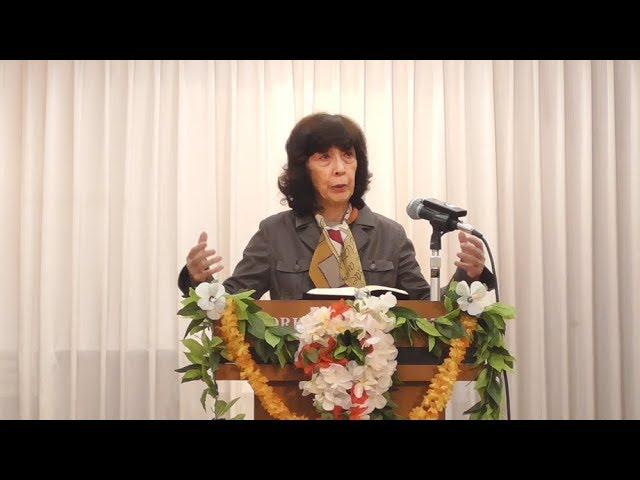Kingdom Vol.12~信仰の告白・松澤富貴子牧師・ワードオブライフ横浜