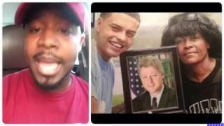 Bill Clinton Got A BLACK SON ! Black Lives Matter Tell Bill his Son Matter also! Oh Dead Beat Daddy!