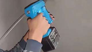 Cordless tools - Automatic electric wire duct machine