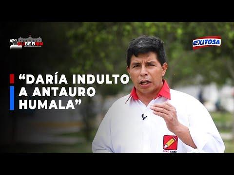 🔴🔵Elige Bien   Pedro Castillo indultará a Antauro Humala de llegar a la presidencia