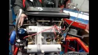 Essai moteur - V6 Maserati Merak SS (modifié)