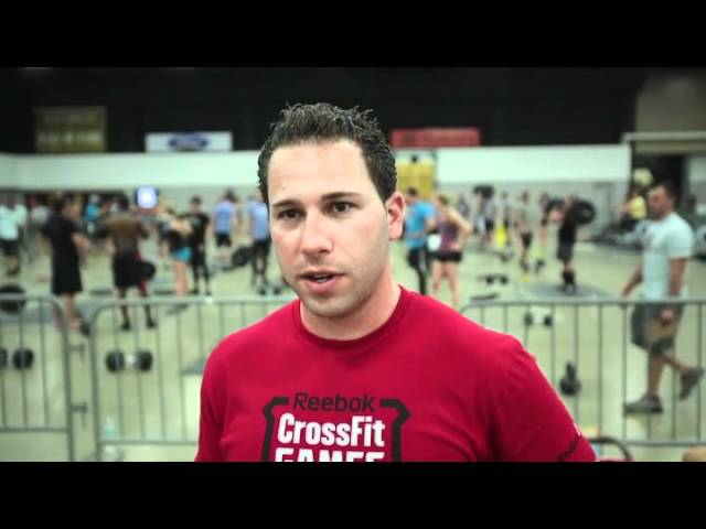 Sports Chiropractic At The CrossFit Games | Boca Raton Chiropractor