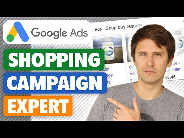 [Ivan Mana] Google Shopping Ads Tutorial (Made In 2021 for 2021) – Step-By-Step for Beginners