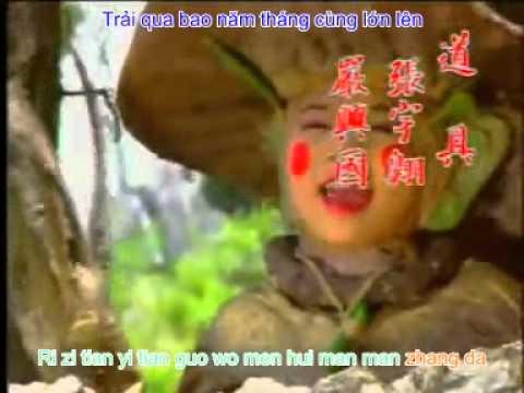 Tiên nữ núi Linh Sơn - Ending song