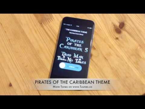 Dead Man Tell No Tales Ringtone (Pirates Of The Caribbean 5 Soundtrack Remix Ringtone)