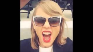 Taylor Swift Videos of Instagram in 2015