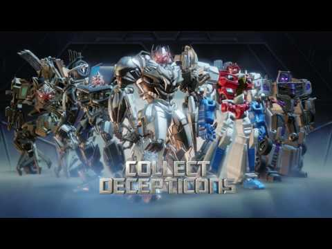 New Transformers: Forged to Fight Game Trailer from Kabam