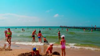 Анапа Джемете видео 2016 пляж море и курортный поселок(Анапа Джемете видео 2016 пляж море и курортный поселок., 2016-10-02T15:05:40.000Z)