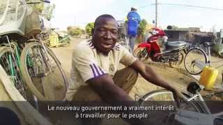 Micro Trottoir Citoyen - Ouagadougou, Burkina Faso #1
