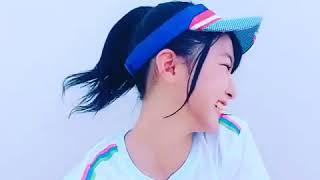 横道侑里 AKB48 また服部にやられたぜぃ 。2017.08.24.