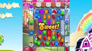 Candy Crush Saga Level 1051 No Boosters 3 Stars