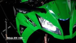 Kawasaki Ninja ZX-10R 2011 Official video thumbnail