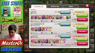 'LEVEL 174 CAN'T DEFEAT THE CUBE' Clash Of Clans Strange Clash Of Clans Defense Strategy